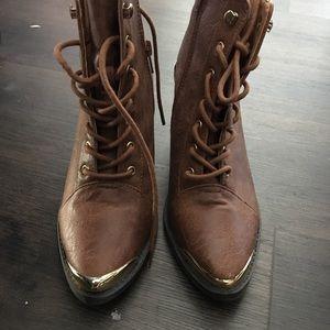 Fall/winter High Heel Boots! Like new!